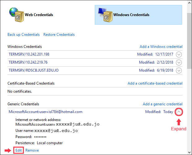 Setup MFA for Microsoft Outlook