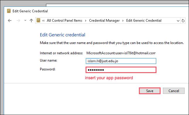 Setup MFA for Microsoft Outlook