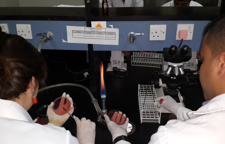 Clinical Biochemistry Laboratory