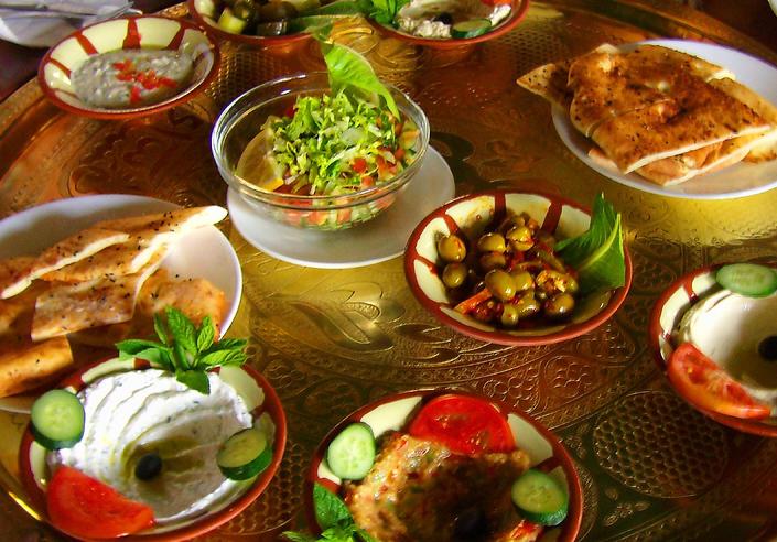 Fantastic Jordan Eid Al-Fitr Food - mezze1-705  Photograph_421171 .jpg